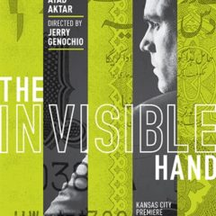 KC Rep Season Continues with  Kansas City Premiere of Ayad Akhtar's  The Invisible Hand