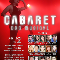 Musical Theater Heritage slates concert-style 'Cabaret'