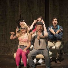 'Evil Dead' opens with sold out performance