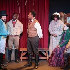 The African Company presents Richard III in partnership with Heart of America Shakespeare