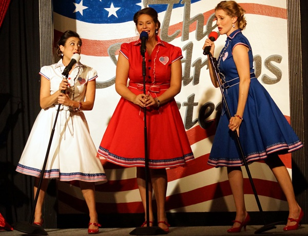 View Picture  sc 1 st  KC Applauds & Boogie Woogie Bugle Boyu0027 sets tone for Chestnutu0027s Andrews Sisters ...