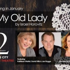 Local standouts rehearse 'My Old Lady' for KCAT