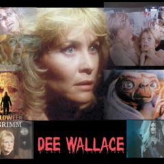 Q & A…In step with…..DEE WALLACE