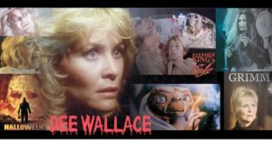 Dee WALLACE #2 Backdrop