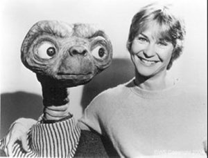 Dee and ET Pic