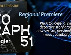 'Photograph 51′ debuts at Metropolitan Ensemble Theatre
