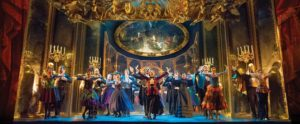 THE PHANTOM OF THE OPERA 4 - The Company performs Masquerade - photo by Alastair Muir