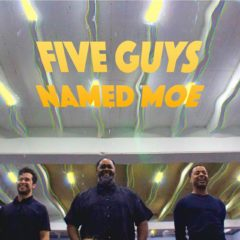 Mid-century Rhythm & Blues keeps 'Five Guys Named Moe' jiving & entertaining