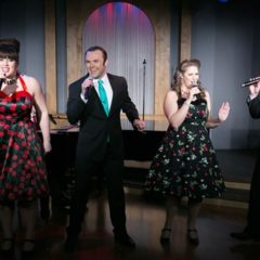 Quality Hill be-bops into 1950s Doo-wop Era