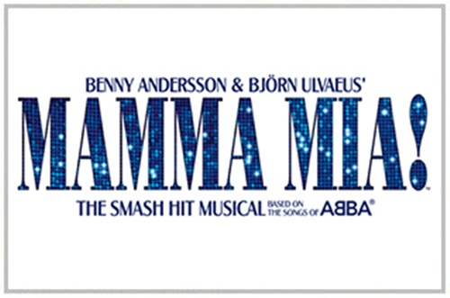 Image result for mamma mia logo