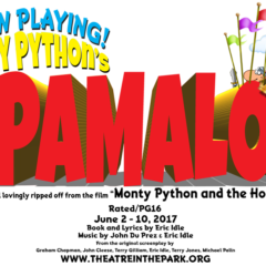'Spamalot' explodes with zany whimsical Monty Python madness