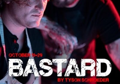 Living Room opens with local playwright's 'Bastard'