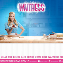 'Waitress' serves deep dished fun to Music Hall audiences