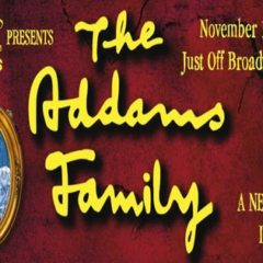 Frightfully funny, 'Addams Family' lurches into Just Off Broadway Theatre