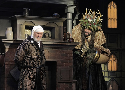 Kc Rep Produces Revised Interpretation Of A Christmas Carol Kc