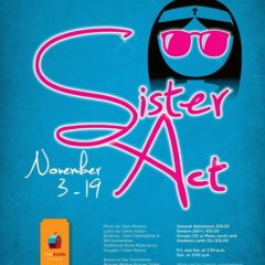 Expect Mass appeal in The Barn's 'Sister Act'