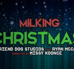 World premiere production brings musical holiday mirth