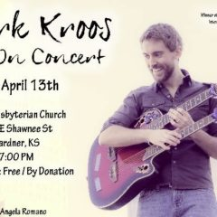 Free concert offers guitarist Mark Kroos, one night only
